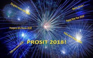 Prosit 2018!